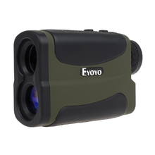 Free shipping 6x Multifunction Laser Range Finder Telescope 700 Yards Hunting Golf Distance
