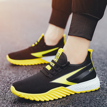 Buy GUDERIAN Hot Sale Men Summer Shoes Lightweight Fashion Sneakers Lace-Up Comfortable Casual For Men Shoes Sapatilhas Homem directly from merchant!