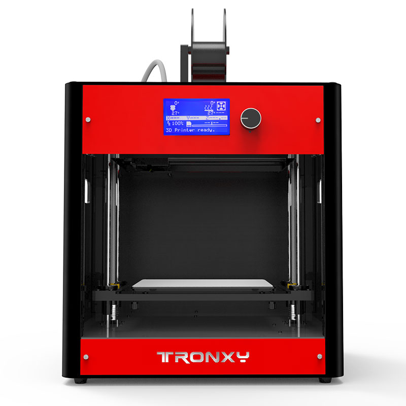 2018 Newest tronxy C5 completed 3D Printer FDM Printing Full Metal High Precision Printing Size 210*210*210mm High Quality пальто savage пальто в стиле куртки