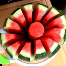 Watermelon Slicer Melon Cutter Knife Stainless Steel Fruit Cutting Tools Kitchen Gadgets Practical