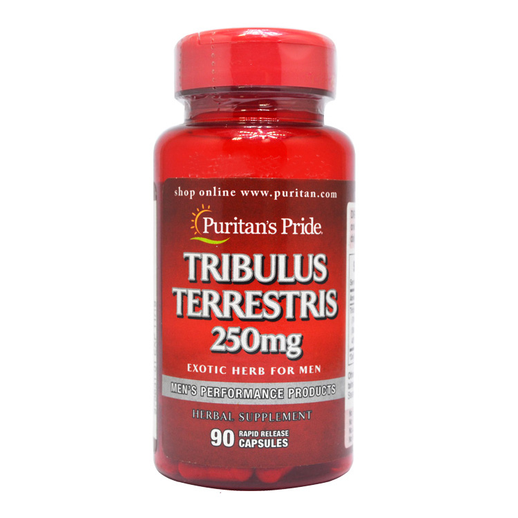 Tribulus Terrestris 250 mg 90 pcs free shipping
