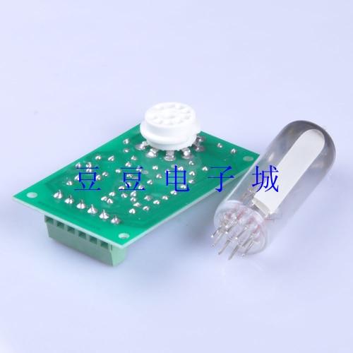 Magic Eye 6E2 EM87 6UH6 EM84 Tube Audio Indicator VU Meter Drive LOW Level Input