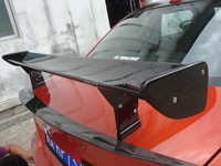 Carbon Fiber Trunk Spoiler Fit For 1M E82 Rear Wing Of The GT Style