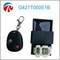 Controle Remoto CDI 25 km/h-sem limites de velocidade 10 polegadas pneus, gy6 ac CDI da motocicleta ajustável