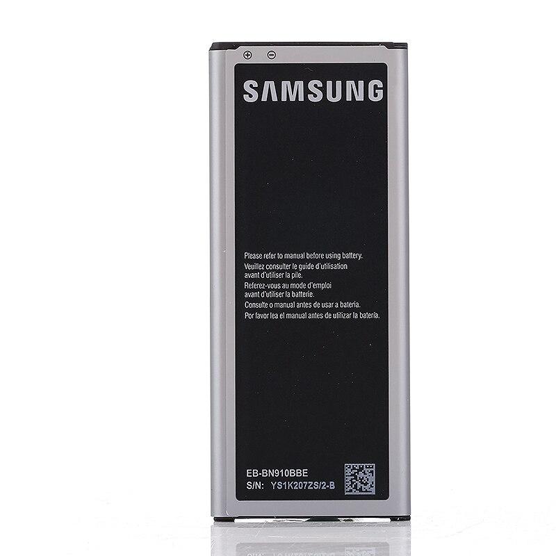 D'origine Remplacement Batterie baterias Pour Samsung GALAXY NOTE4 N910F N910V N910C NOTE 4 N910a N910u 3220 mah N910H EB-BN910BBE
