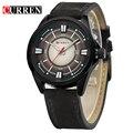 Famosa Marca CURREN Homens Relógio de Quartzo pulseira Relógios de Pulso Para Homens de Negócios de Moda do Relógio Reloj Relogio