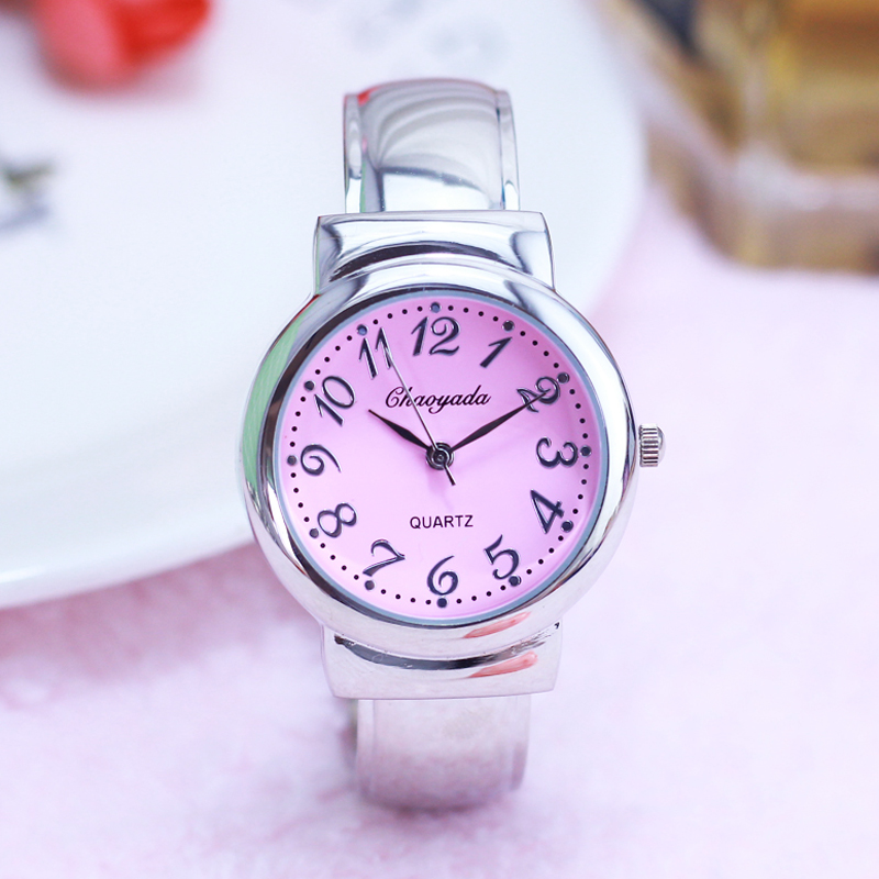 2018 new famous brand stainless steel simple ladies students gifts bracelet watches women girls casual dress quartz watches girls xiaoqing new style joker watches girl students simple trend ulzzang leisure retro wrist watches