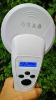 134 2KHz FDX A B Pet Microchip Portable RFID Scanner Animal RFID Tag Reader Scanner FDX