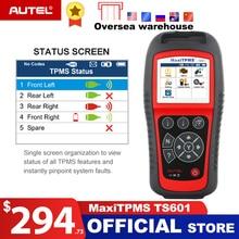 цена на AUTEL MaxiTPMS TS601 TPMS Car Diagnostic tool OBD2 Scanner Automotive Activator Tire repair tools Sensor programming Code Reader