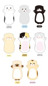 Image 5 - 32 teile/los Cartoon katze memo pad Kawaii kitties haftnotizen marker aufkleber Schreibwaren büro zubehör Schule liefert F044