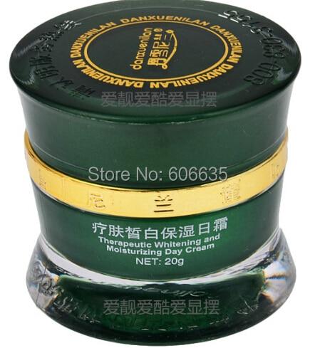 Korejská značka Danxuenilan obličejový bělící denní krém 20ml kosmetický bělení na pokožku