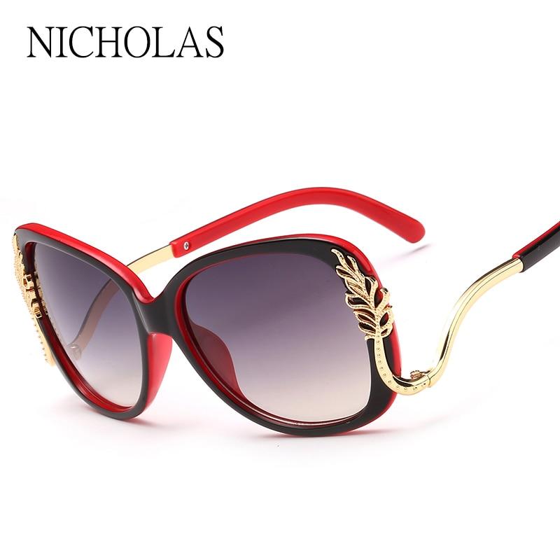 b84de4a913632 ... Borboleta Oversized Óculos De Sol Mulheres tendência Grife de Metal  óculos de Sol Para As Mulheres oculos de sol feminino gafas de sol mujerEUA   4.26 ...