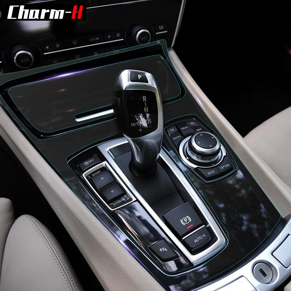 Buy car interior trim central control - Automotive interior protective film ...