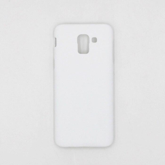Treu Für Samsung J6 2018 Sublimation 3d Telefon Mobile Matte Blank Fall Telefon Abdeckung
