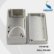( SP-FA20) 175*80*58mm  Industrial Waterproof Aluminium Box / Electrical Aluminium Enclosure with CE,ROHS