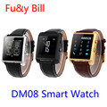 The new stylish DM08 Bluetooth smart watches compatible with Android IOS waterproof sports smart watches