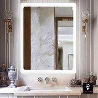Настенный светодиодный Ванная комната Зеркало бра умный противотуманные Туалет зеркало лампа примерочную Ванная комната зеркало настенны