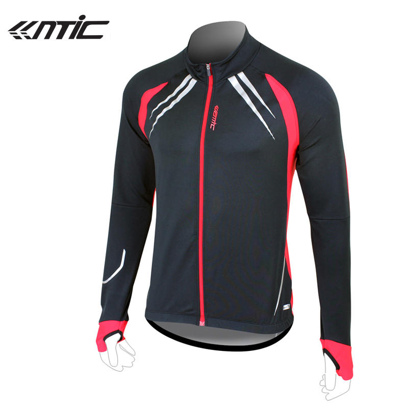 Aliexpress.com : Buy SANTIC Cycling Fleece Thermal Long Jersey ...