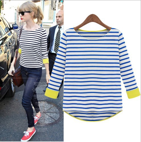 red white striped t shirt ladies,Quality T Shirt Clearance!