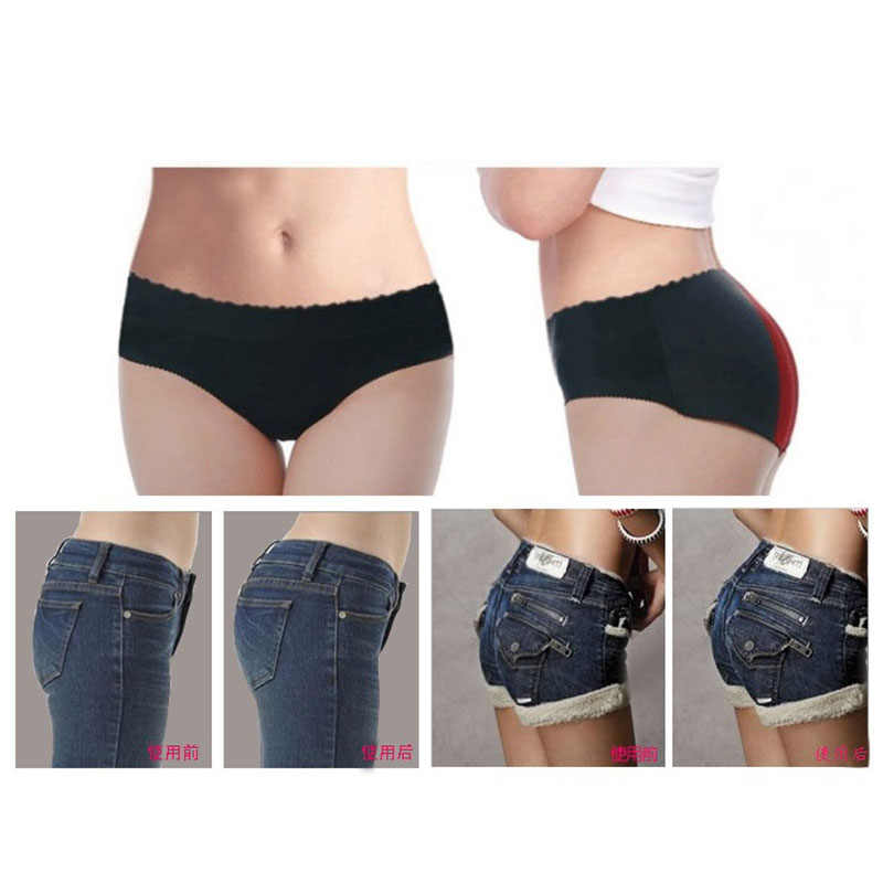 34ea5b0843e3d Detail Feedback Questions about Ladies Push Up Padded Panties + ...