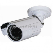1.0 MP 720P CCTV Security AHD 24 IR Leds 3.6mm Waterproof Camera