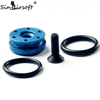 SINAIRSOFT Airsoft GBB CNC Aluminum piston head for Glock 17 G17 G18 M9 M92 HI-CAPA M1911A1 P226 GSAT27 Softair Free Shipping body jewelry