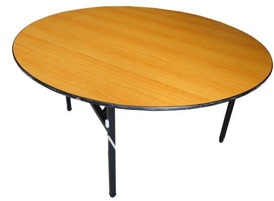 Hotel Round Folding Banquet tableHotel Round Folding Banquet table
