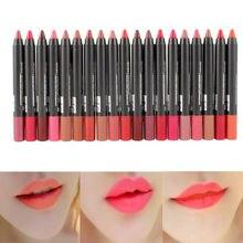 Lip Liner Maquiagem Make up Batom Liquid Lipstick Waterproof rouge a levre matte Lip Pencil Makeup 19 Colors Labiales Matte