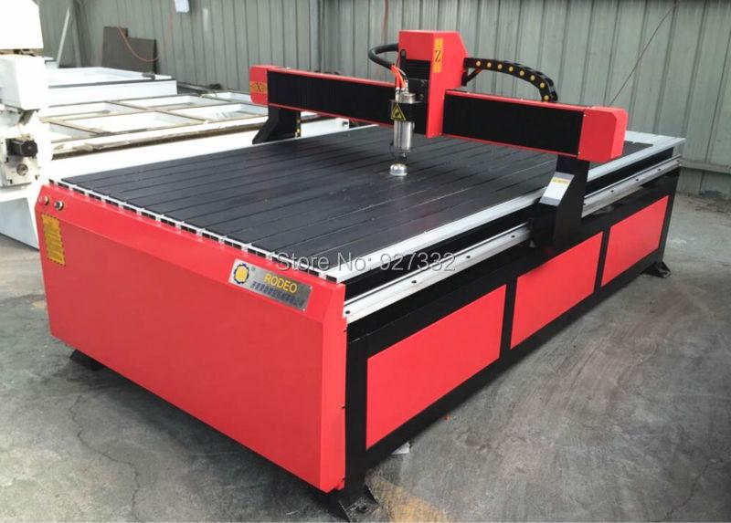 Máquina de corte cnc de alta resistencia / maquinaria de madera cnc - Maquinaría para carpintería - foto 6