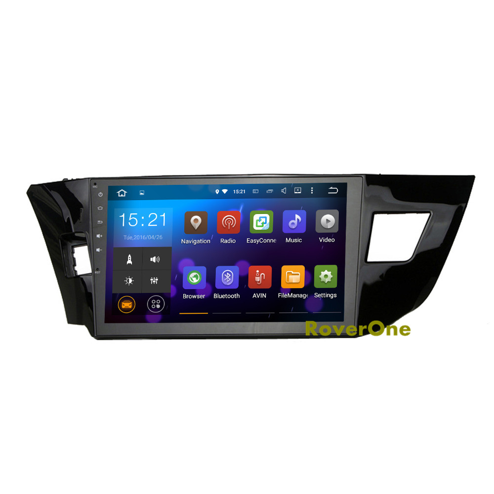For Toyota Corolla 2013 2014 2015 2016 Android 5 1 Hd