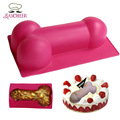 Party Fun Big Size Sexy Penis Silicone  Mold Chocolate Ice Jelly birthday Cake Creative Baking Moulds Spoof Cake Decorating Tool