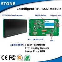 crystal screen consumer electronic 7 inch TFT intelligent liquid crystal display screen (4)