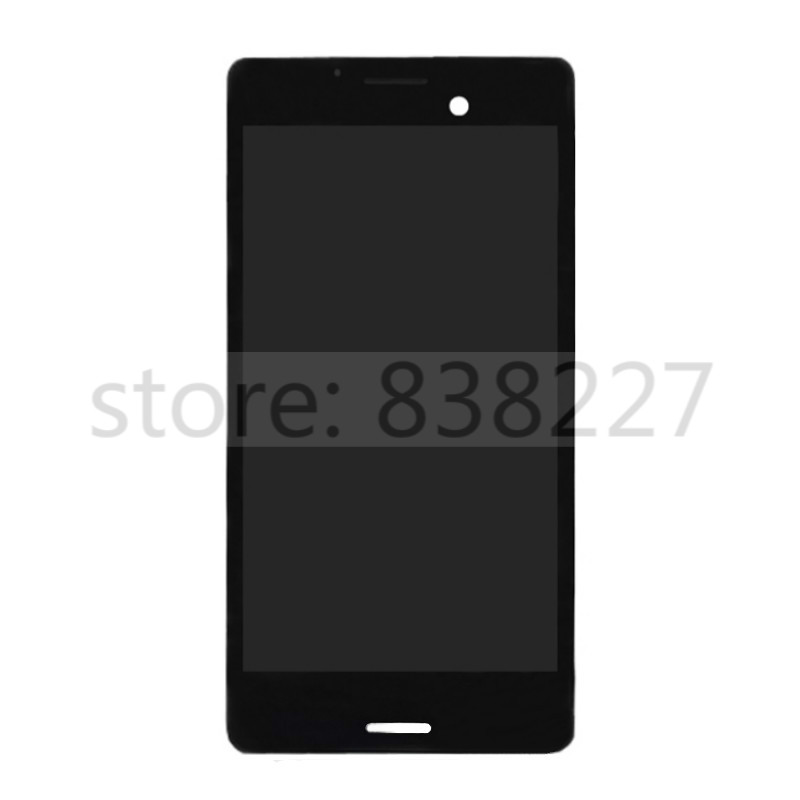 Original touchscreen For Sony Xperia M4 Aqua Dual E2312 E2333 E2363 LCD Display Digitizer Touch Screen with frame assembly