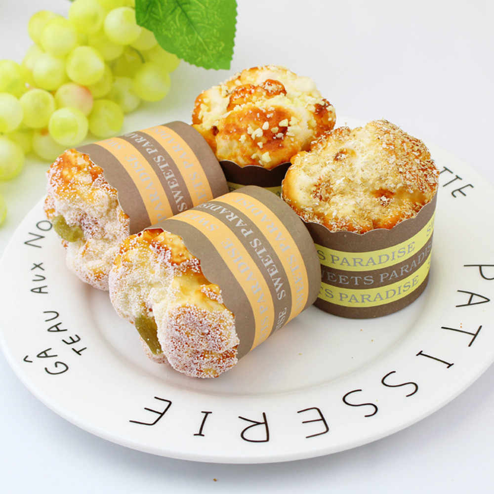 Presser doux affichage pain Squishy lente augmentation crème parfumée décompression jouets décoration cadeau drôle Z0325