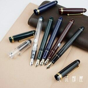 Оригинальная японская пилотная CUSTOM 74 14 k золотая ручка FKK-1000, Классическая Подарочная коллекция, благородная