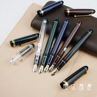 Japan Original PILOT CUSTOM 74 14 k gold pen FKK 1000 classic gift collection noble