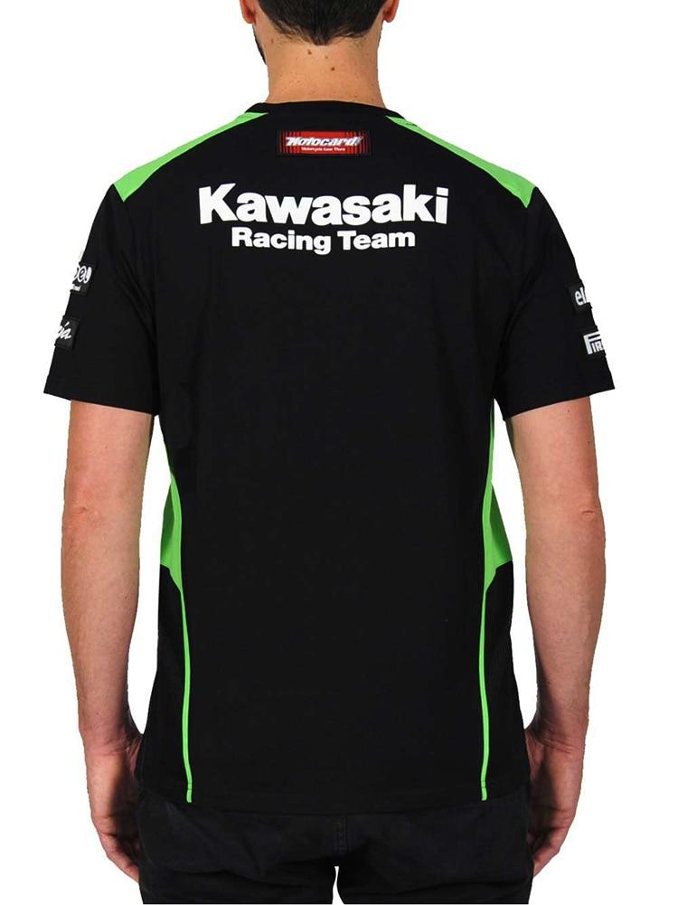 Us 17 67 5 Off Moto Gp Fur Kawasaki T Shirt Motorrad Racing Reiten Team Herren T Shirt In Moto Gp Fur Kawasaki T Shirt Motorrad Racing Reiten Team