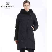 GASMAN  New Winter Collection Fashion Thick Parka