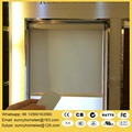 Motorized roller blind with wireless remote control, size customized ,write your size after you make an order !