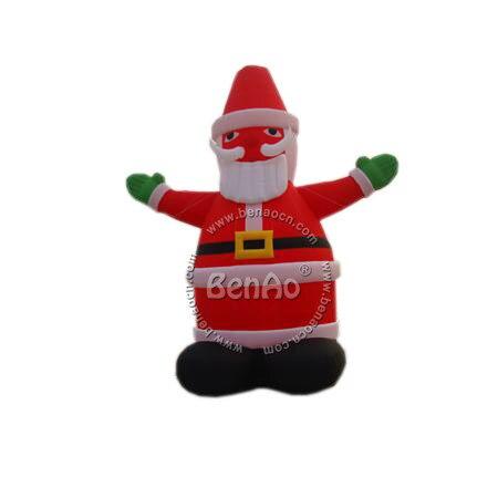 X041 Горячие продажи надувные рождество, lowes рождество надувные, надувной дед мороз украшения