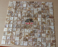 Home Improvement Shell Mosaic Mother Of Pearl Tiles Natural Mixed Color Bathroom Shower Mosaics Wall Tile