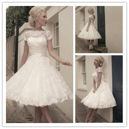 Popular Vintage Inspired Wedding Gown-Buy Cheap Vintage Inspired ...
