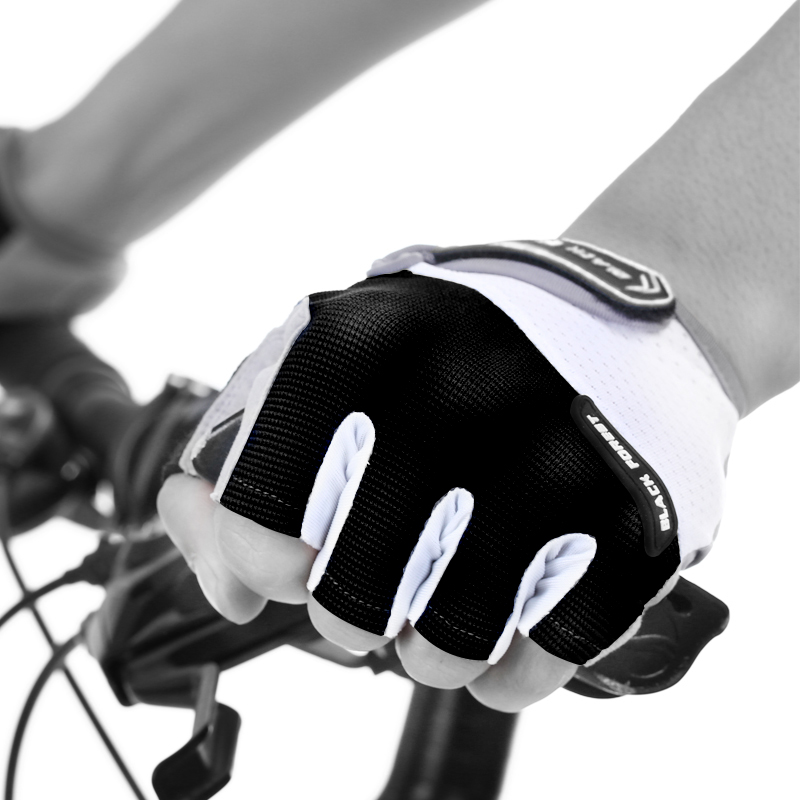 Men Cycling Gloves Half Finger Bicycle Gloves Anti-slip MTB Motorcycle Gloves Guantes Ciclismo Accessories M L XL gub touch screen bicycle gloves half finger anti slip guantes ciclismo breathable shockproof men women bike cycling gloves