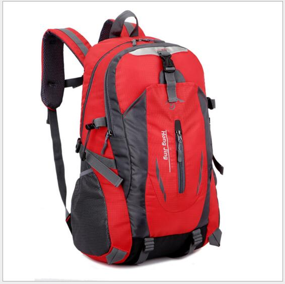 Waterproof Durable Outdoor Climbing Backpack Women Men Hiking Athletic Sport Travel Backpack Climbing Bags High Quality