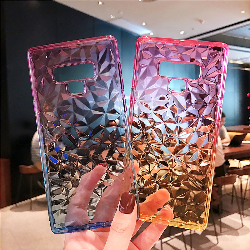 For Samsung Galaxy Note 9 Case Soft TPU Silicone Cover For Samsung S8 S9 Plus Case Cover For Samsung S8 Plus S9 Plus Case Cover