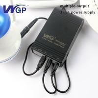 Batteria portatile di potere ups 5 V 12 V 12 V batteria ups uninterruptible power supply con ricaricabile per telecom e dispositivo di sicurezza