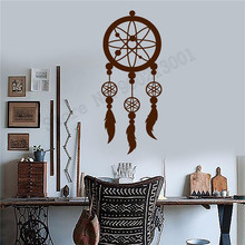 Wall Decoration Scientific Room Poster Vinyl Art Removeable Mural Dreamcatcher Decal Fashion Bedroom Livingroom Ornament LY596 wall sticker how can i say i love you quotes decoration for livingroom bedroom poster vinyl art removeable mural ly609