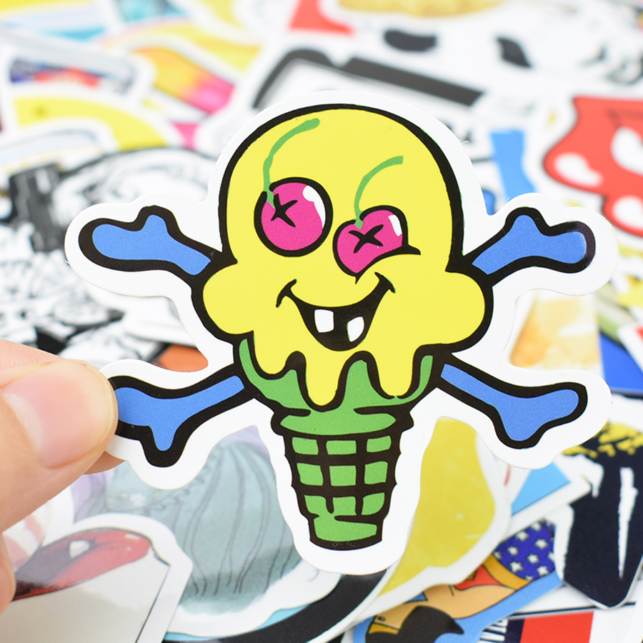 30pcs random mixed stickers wall stickers for kids rooms home decor ...