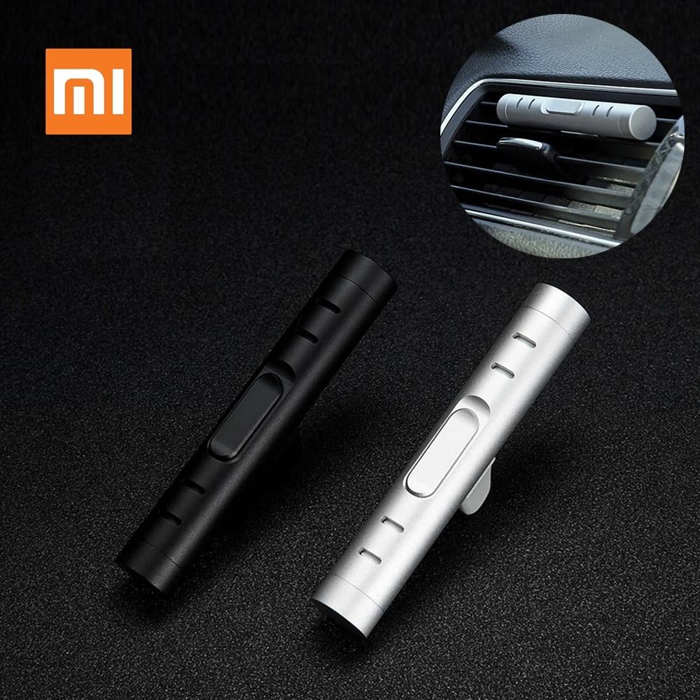 Original Xiaomi Guildford Car Holder Incense Lemon/Orange/Olive Aromatic Wardrobe Aromatherapy Incense Diffuser Car Air Purifier