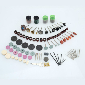 Grinder Polishing Tools Accessories Set Wood Metal Engraving Electric Rotary tool For Dremel Bit Set Grinding Polish Cutting Cut